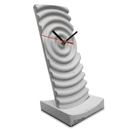 nepal asztali beton óra